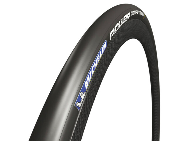 "Michelin Power Competition Bike Tyre 28"" folding black"